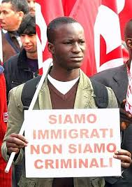 immigrati no criminali
